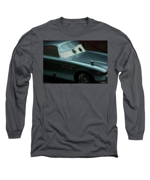 Green Eyed Finn Mcmissile Mp Long Sleeve T-Shirt