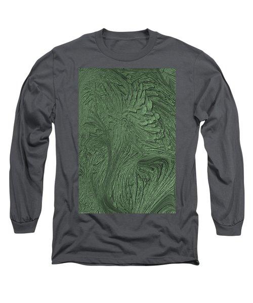Green Wind Long Sleeve T-Shirt