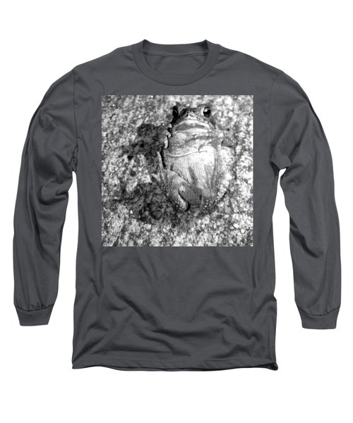 Gregoree The Stranded Frog Long Sleeve T-Shirt