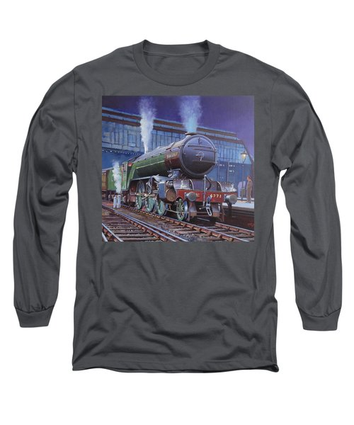 Gresley Green Arrow Class. Long Sleeve T-Shirt by Mike  Jeffries