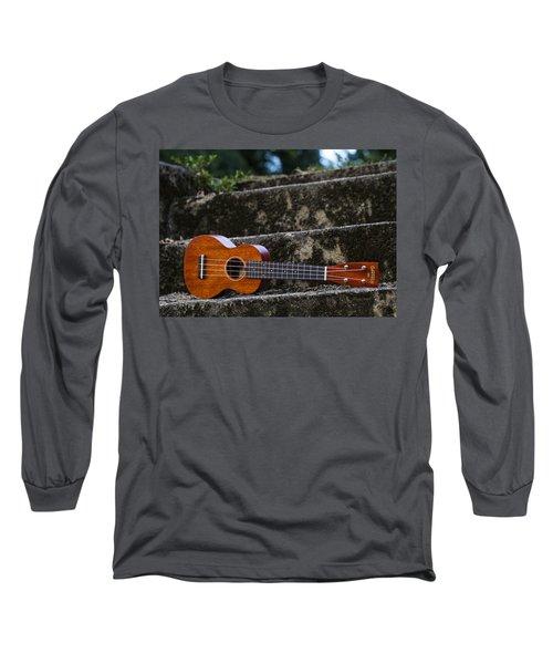 Gretsch Ukulele Long Sleeve T-Shirt