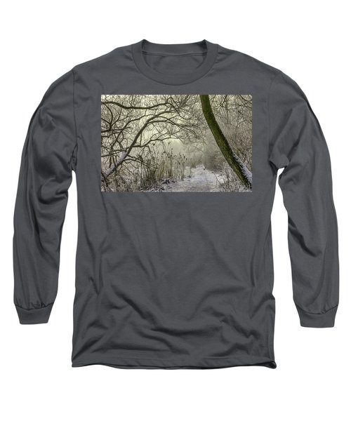 Grey Day #h1 Long Sleeve T-Shirt