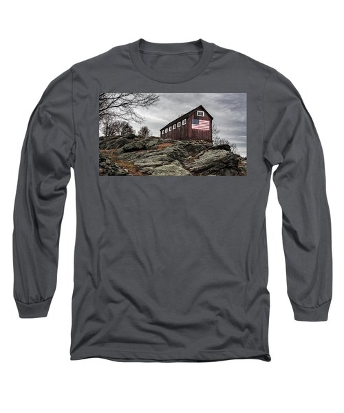 Greyledge Farm Barn Long Sleeve T-Shirt