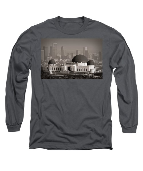 Griffith Observatory Long Sleeve T-Shirt