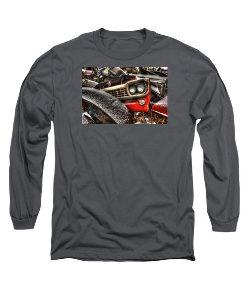 Grilled Long Sleeve T-Shirt