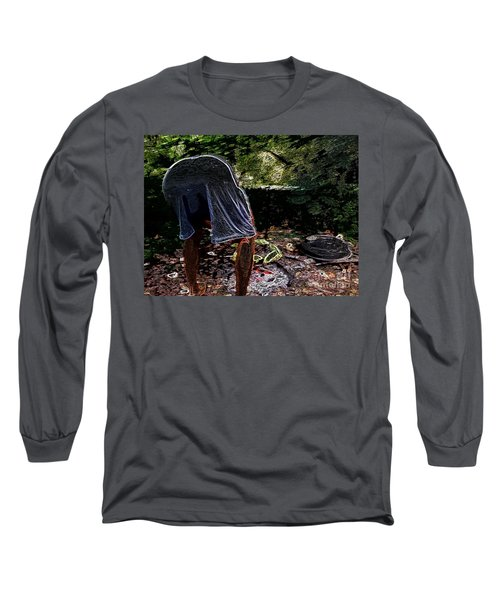 Grilling Out Long Sleeve T-Shirt