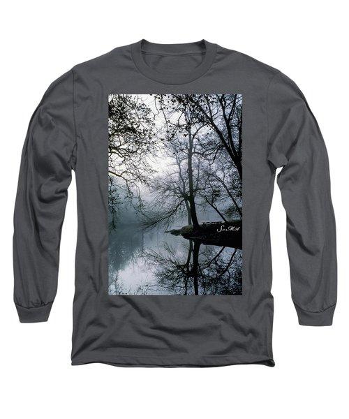 Grings Mill Fog 1043 Long Sleeve T-Shirt