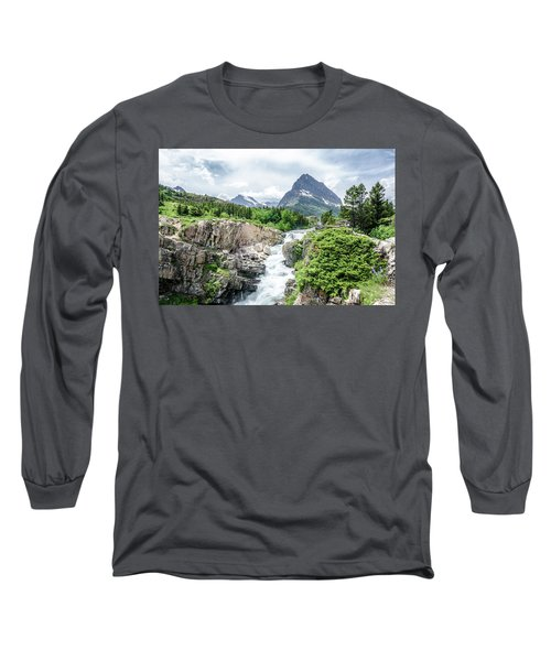 Grinnell Point Long Sleeve T-Shirt
