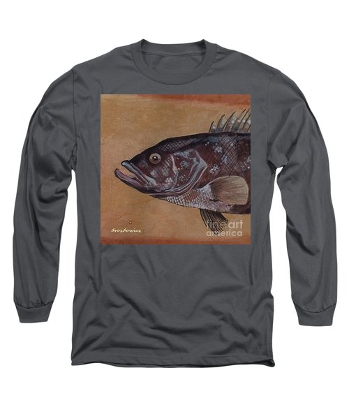 Grouper Long Sleeve T-Shirt