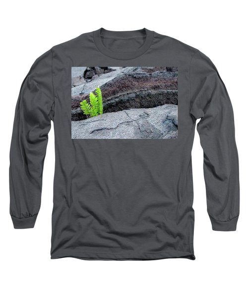 Grow Where You Are Planted Long Sleeve T-Shirt