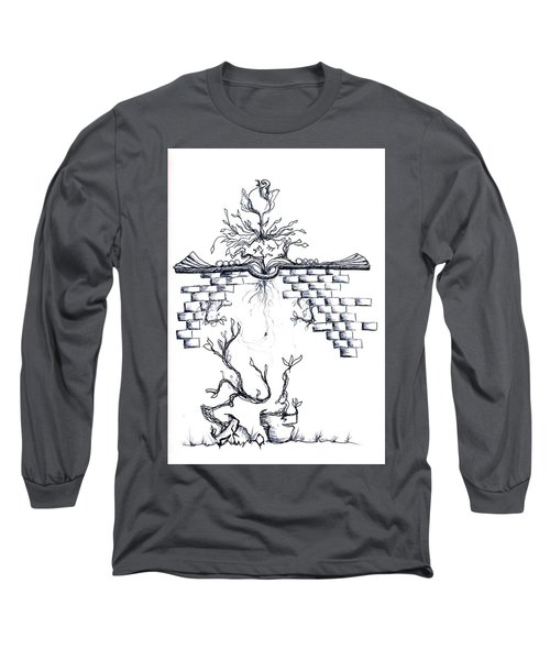 Growing Nowhere Long Sleeve T-Shirt