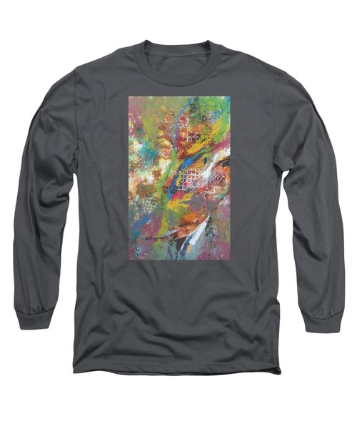 Growth Long Sleeve T-Shirt by Becky Chappell