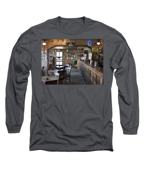 Gruene Hall Bar Long Sleeve T-Shirt