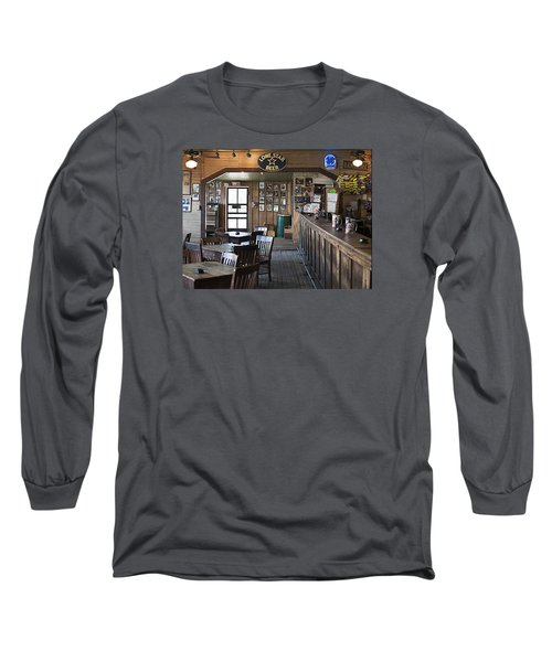 Gruene Hall Bar Long Sleeve T-Shirt