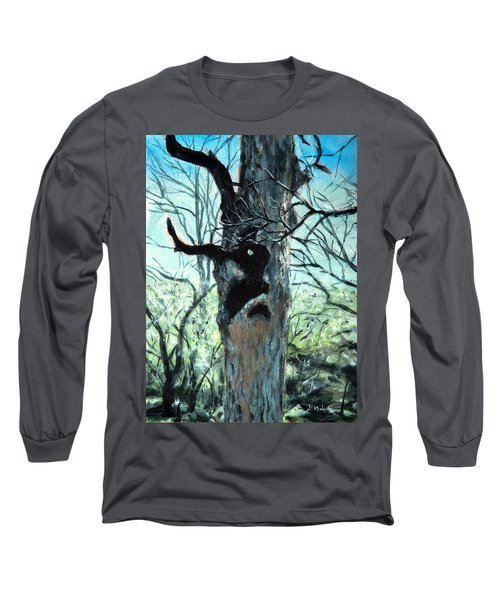 Grumpy Long Sleeve T-Shirt