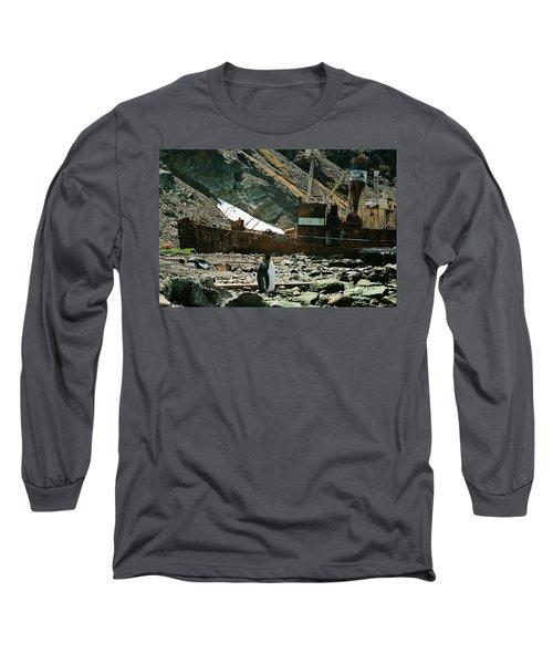 Grytviken Sentinel Long Sleeve T-Shirt