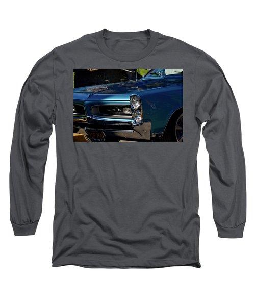 Gto Detail Long Sleeve T-Shirt by Dean Ferreira