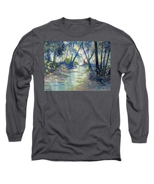 Guardian O'the Glade Long Sleeve T-Shirt