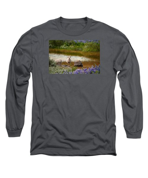 Guardian Long Sleeve T-Shirt by William Beuther