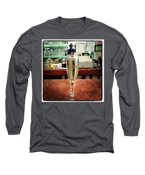 Long Sleeve T-Shirt featuring the photograph Guess What Guess Where? by Mr Photojimsf