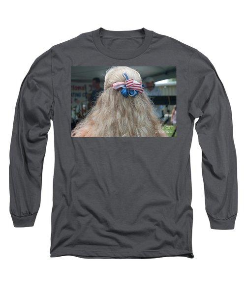 Guest Hairpiece Long Sleeve T-Shirt