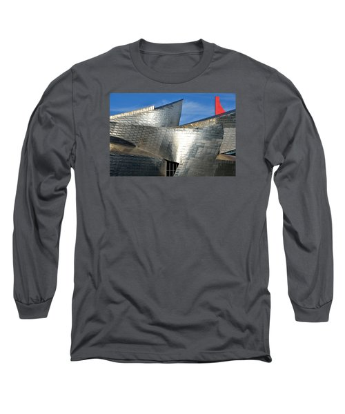 Guggenheim Museum Bilbao - 5 Long Sleeve T-Shirt