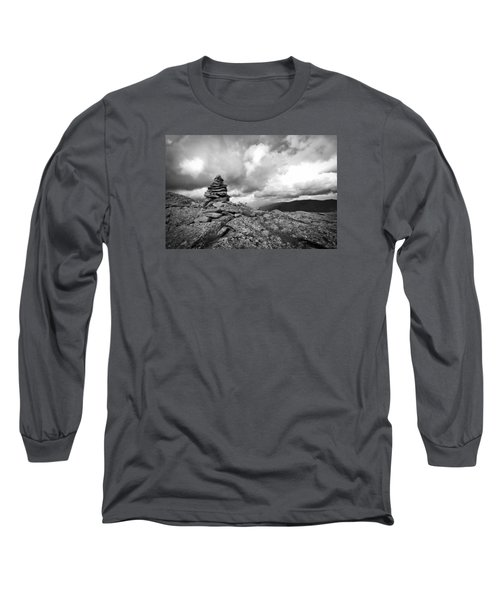 Guide In The Clouds Long Sleeve T-Shirt