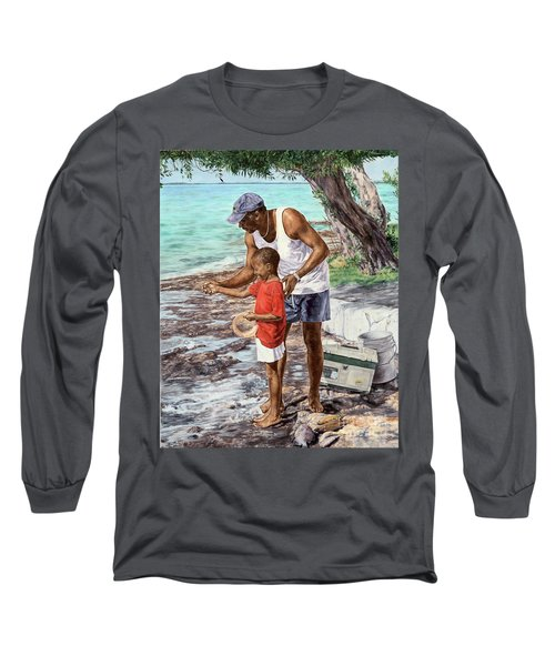 Guiding Hands Long Sleeve T-Shirt