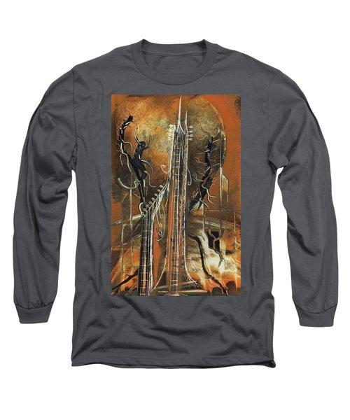 Guitar World Long Sleeve T-Shirt