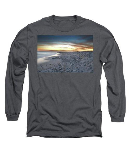 Long Sleeve T-Shirt featuring the photograph Gulf Island National Seashore by Renee Hardison