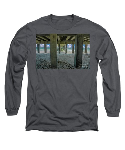 Gulf Shores Park And Pier Al 1649 Long Sleeve T-Shirt
