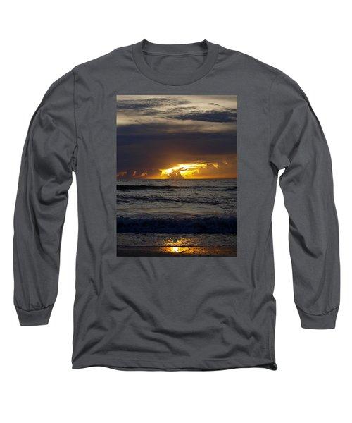 Gulf Sunset Long Sleeve T-Shirt