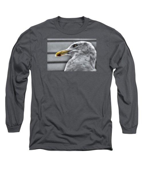 Gull Mug Shot Long Sleeve T-Shirt
