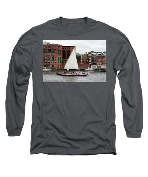 Gundalow Long Sleeve T-Shirt