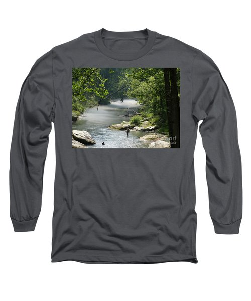 Gunpowder Falls  Long Sleeve T-Shirt