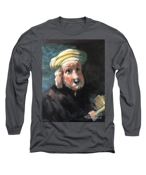Gunther's Self Portrait Long Sleeve T-Shirt