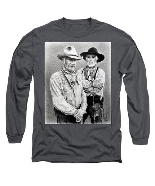 Gus And Woodrow Long Sleeve T-Shirt
