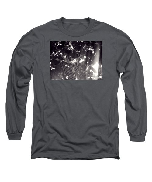 Long Sleeve T-Shirt featuring the photograph Gv Spider Phenomena by Megan Dirsa-DuBois