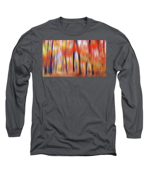 A Luminous Landscape Long Sleeve T-Shirt