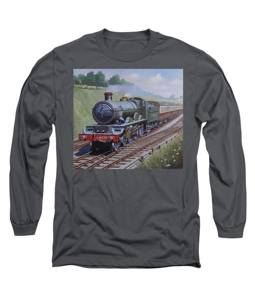 Gwr Star Class Long Sleeve T-Shirt by Mike  Jeffries