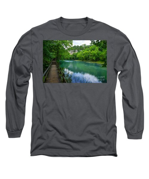 Ha Ha Tonka Spring Long Sleeve T-Shirt