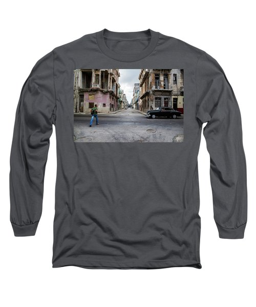 Habana Vieja Horizon Long Sleeve T-Shirt
