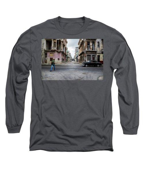 Habana Vieja Horizon Long Sleeve T-Shirt