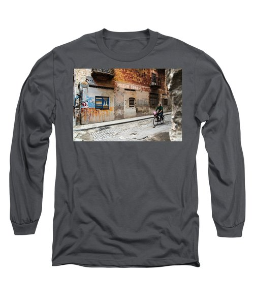 Habana Vieja Ride Long Sleeve T-Shirt