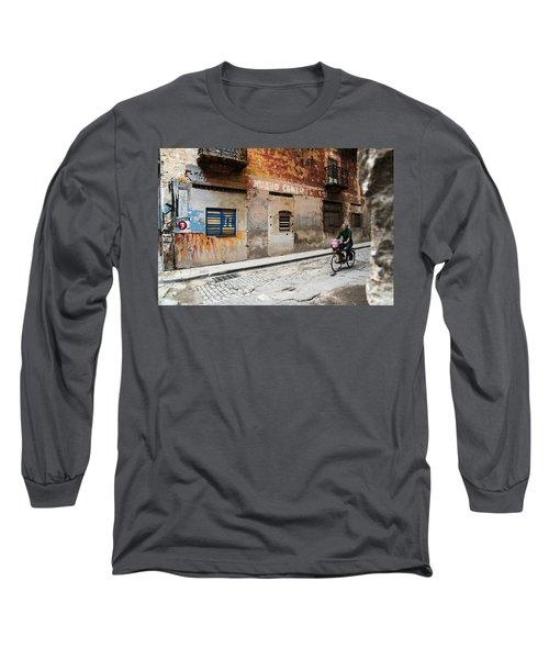Habana Vieja Ride Long Sleeve T-Shirt