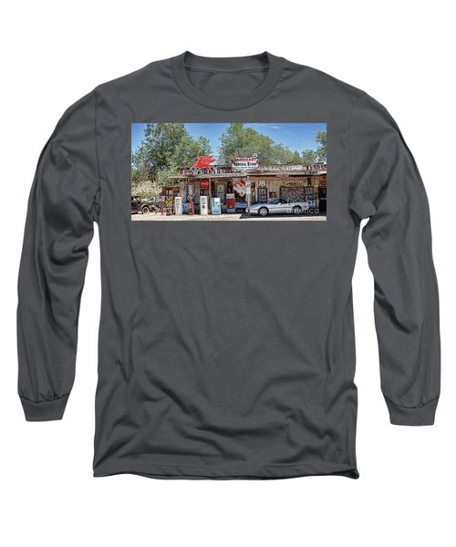 Hackberry General Store On Route 66, Arizona Long Sleeve T-Shirt
