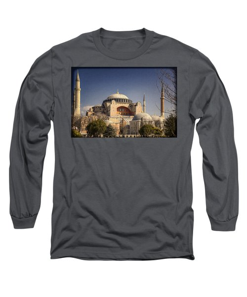 Hagia Sophia Long Sleeve T-Shirt