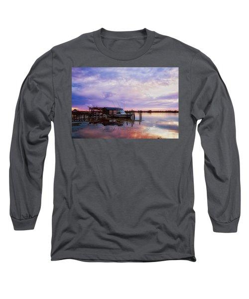 Hagley's Landing Long Sleeve T-Shirt