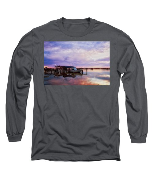Hagley's Landing Long Sleeve T-Shirt