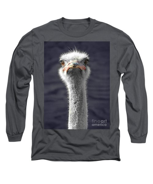 Hairy Fuzzball Long Sleeve T-Shirt